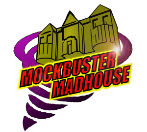 Mockbuster Madhouse Logo